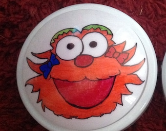 Sesame Streets Zoe Decorative Tap Light