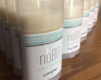 noBO natural deodorant