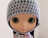 Crochet Hat For Blythe