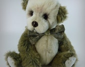 Artist Teddy Bear, Herbie, by Custom Teddys