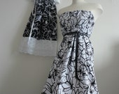 Reserved for MontagueMM. Mother Daughter Matching Dresses. Mommy - N - Me. Mommy & Me. Dresses. Formal Dresses. Black and White Dresses