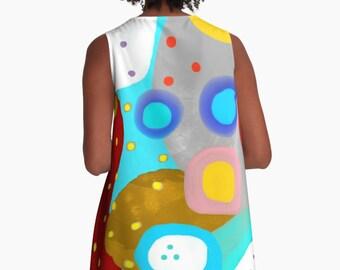 Dress - Almost minimalist Art
