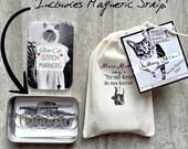 Knitting Kit, Stitch marker storage