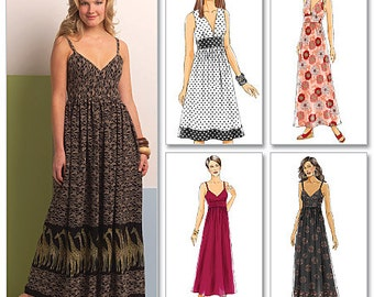 Pattern For Maxi Dress