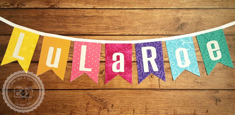 LuLaRoe Banner LLR Consultant Marketing by ClamsAndaHamDog ...