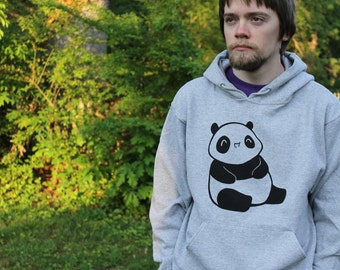 Maru the Baby Panda Hoodie Hooded Sweatshirt