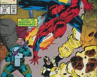Issue 34 - Spider-Man Comic Book