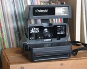 Polaroid OneStep Camera - Film-Tested and Working