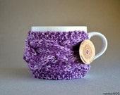 Tea Cozy, Coffee Mug Cozy, Coffee Cozy, Coffee Cup Sleeve, Coffee Cup Cozy, Knit Coffee Cozy, Knit Coffee Sleeve, Cup Warmer, Gifts Under 25