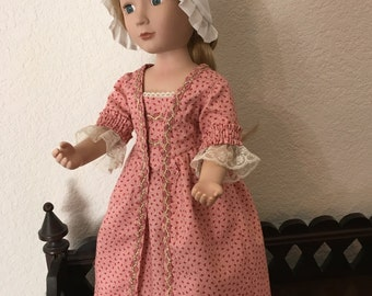 Regency Style Outfit for 16 inch doll