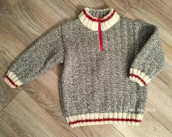 """Waistcoat """"bottom of wool"""" - 2 years"""