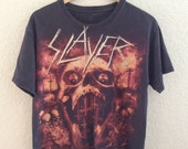 Vtg SLAYER T-Shirt