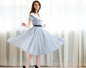 50s Dress - Vintage 1950's Lucy Dress - Little Ricky Dress