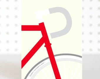 Bike - Father's Day Card