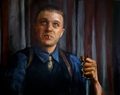 Jimmy Darmody, Print from Original Painting