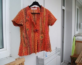 ORANGE DREAM - vest 8220 - on order!