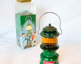 Avon Coleman Lantern 5 Fl. Oz. Wild Country Cologne -camping collectible, Colemen, Fishing, Man gift, Outdoors-man,  gift for him, man cave