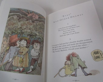 I Saw Esau - Illustrator Maurice Sendak - by Iona and Peter Opie - Children's Poetry