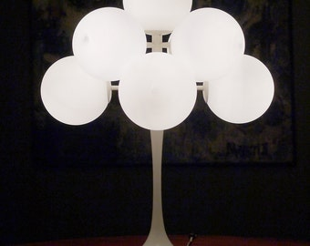 Max Bill 1960's Pop Art Lamp - made in Switzerland