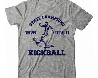 Kickball State Champions Div. II UNISEX T-shirt