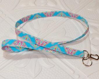 Lanyard - Key Lanyard - Teacher Lanyard - Teacher Gift - Badge Holder - Nurse Lanyard