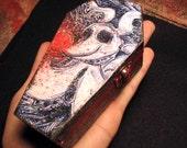 Mini Coffin Box & Art Print - Zero