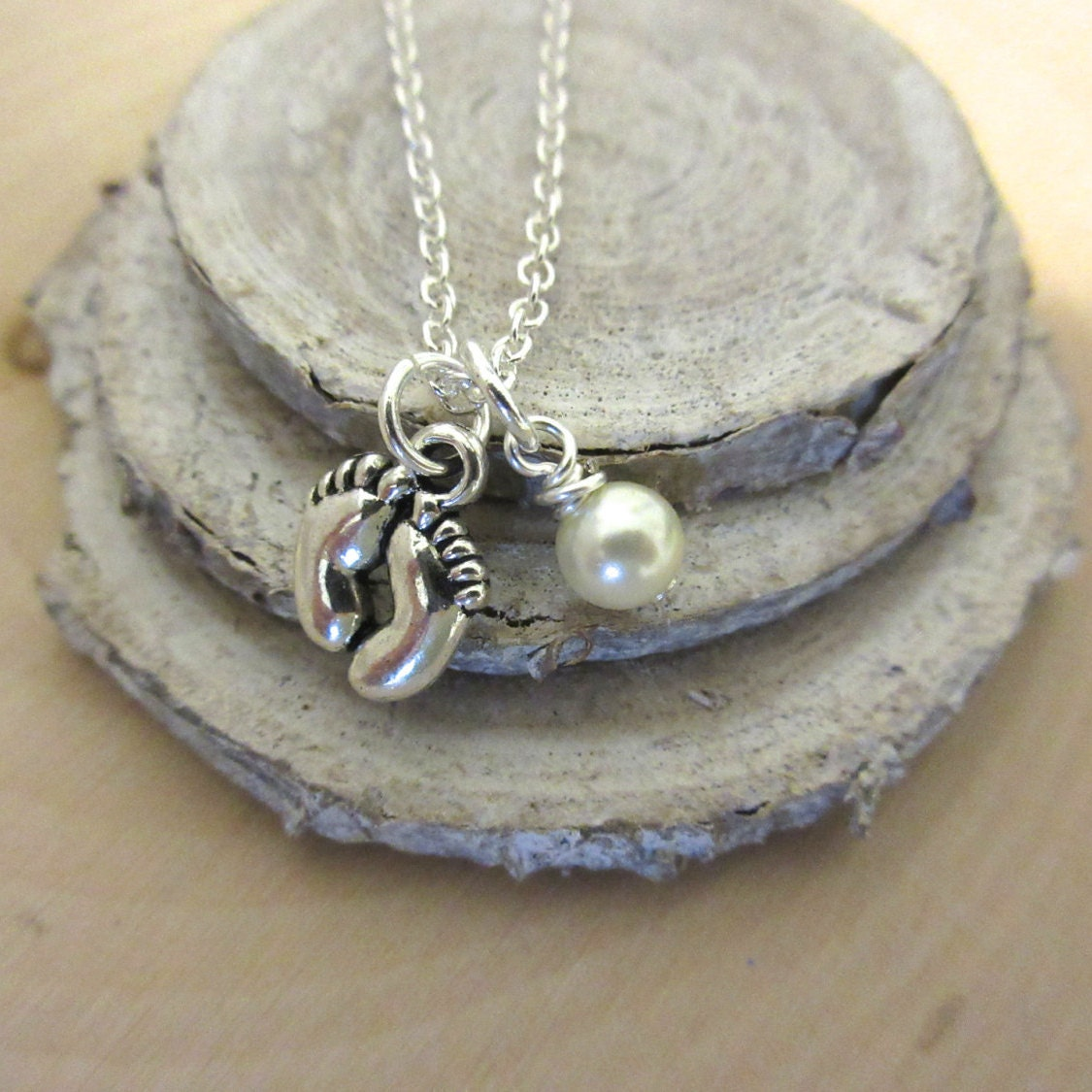 Memorial Necklace Infant Loss Necklace Miscarriage