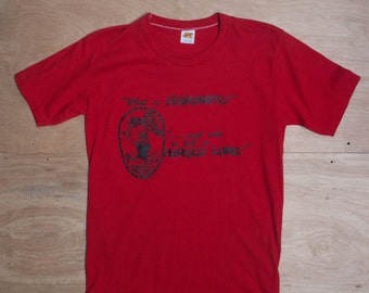 Med | Vintage Karate T Shirt Harold Long Isshin-Ryu