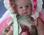 reborn Art Doll Candice/Candace by Sandy Faber