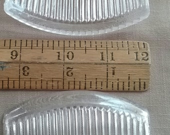 23-tooth combs for veil