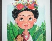 Frida for Nina
