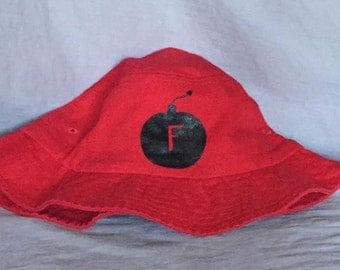 F-Bomb Bucket Hat, Funny Cap, Gag Gift
