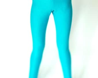 Minifee Turquoise Tights For Slim MSD BJD