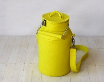 Milk Can Bag Milk Can Purse