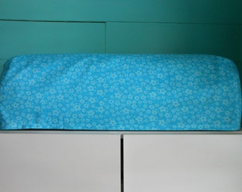 Turquoise Blue Tonal Cricut Expression Cover, Handmade, Supplies, Scrapbooking