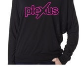 Bling Plexus Custom Glitter Shirt - Share the PINK DRINK -- NEW Item!!