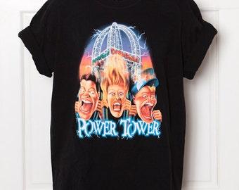 Cedar Point POWER TOWER Tshirt - XL