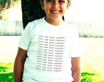 Book Lover's Mantra Kids' T-Shirt