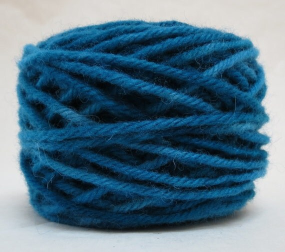 LOCH LOMOND 100% Wool 2 ozs. 43 yards, 4-Ply Bulky weight or 3-Ply Worsted weight yarn already wound into cakes, ready to use, made to order