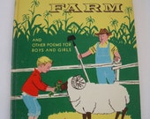 Grandfather's Farm And Other Poems For Boys And Girls For Boys And Girls by Jessie Wilmore Murton 1960 Pacific Press Publishing