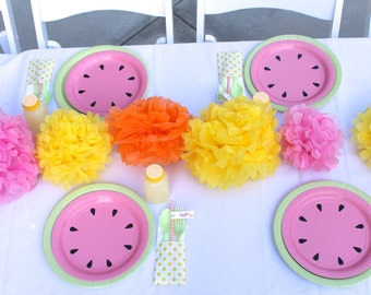 Seeds Decals-  Feeling Fruity Party