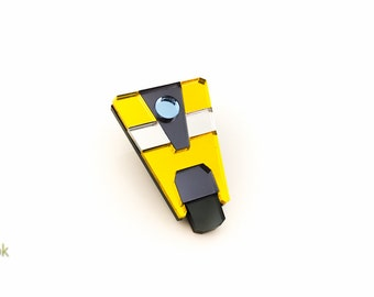 Borderlands Claptrap Pin