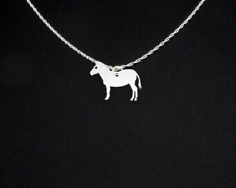 Zebra Necklace - Zebra Jewelry - Zebra Gift