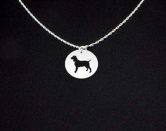 Field Spaniel Necklace - Field Spaniel Jewelry - Field Spaniel Gift