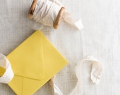 Envelope Bundle: A2 Mustard