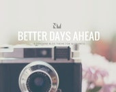 Responsive Wordpress Theme - Better Days Ahead - Blog Template