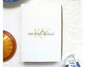 Fall/Winter Jewelry Subscription Box - KV Wishbox for Katya Valera's Fall/Winter 2016 Collection Vintaged