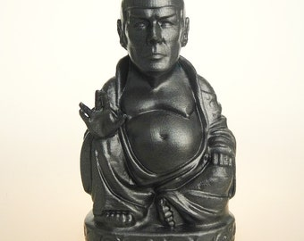 Star Trek - Spock Buddha (Dark Steel)