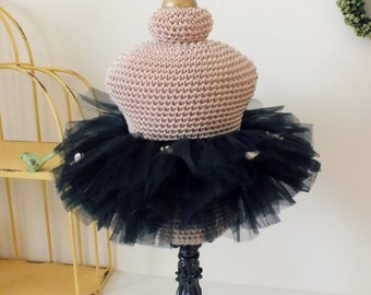 Fairy Party mannequin, decorative fairy, baby dress form, Fairy Dress, Baby Mannequin