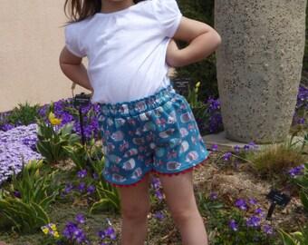 Ms. Hedgehog Organic Cotton Shorts